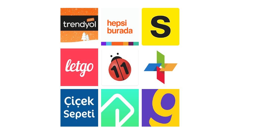 Google Play'de en çok indirilen alışveriş uygulamaları